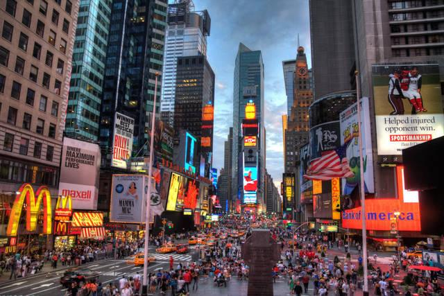 3. New York, Usa