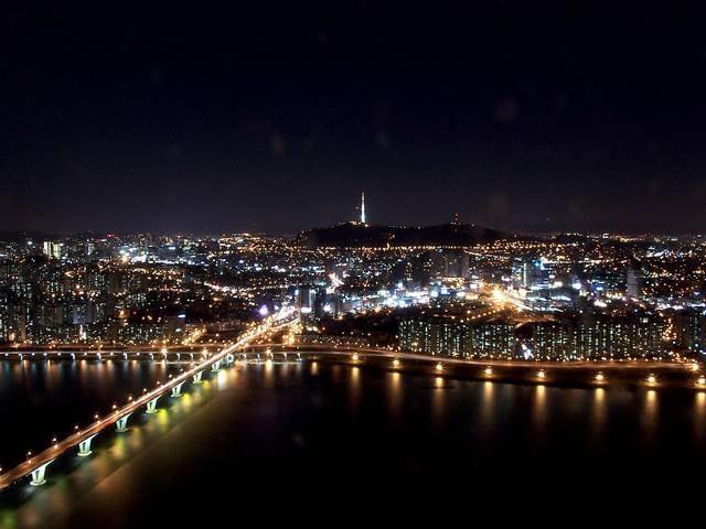 10 . Seoul (Corea del Sud)