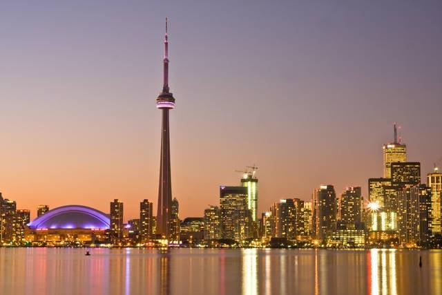 1. Toronto, Canada