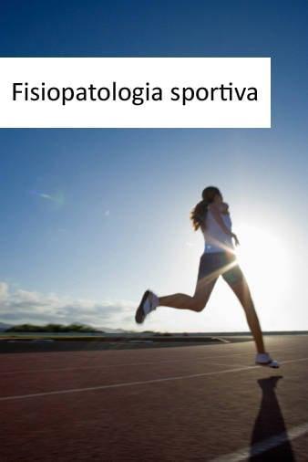 Master in fisiopatologia sportiva