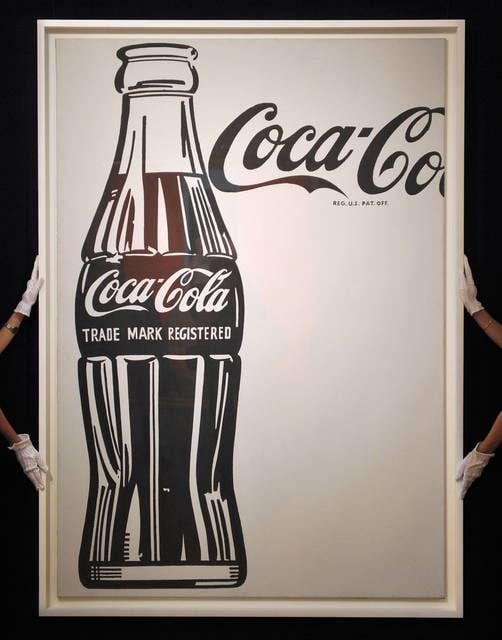 Andy Warhol: Coca-cola