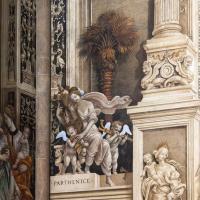 Affresco della Basilica di Santa Maria Novella