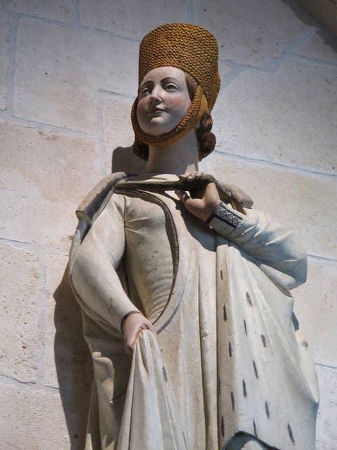 Scultura della Cattedrale di Burgos