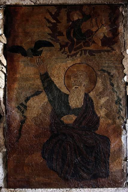 Mosaico del Monastero di San Takla