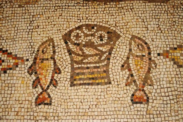 Pesce: simbolo dell'arte paleocristiana