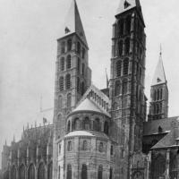 Cattedrale di Tournai in Belgio