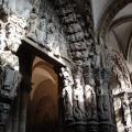 Scultura romanica della Cattedrale di Santiago de Compostela