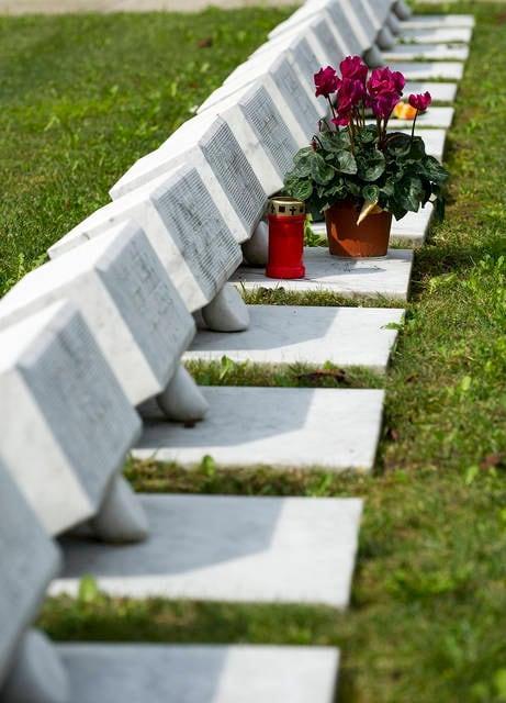 Cimitero del Vajont