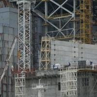 L'ex centrale nucleare di Chernobyl