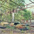 Parco divertimento nei pressi di Chernobyl