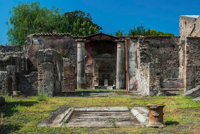 Abitazione dell'Antica Roma