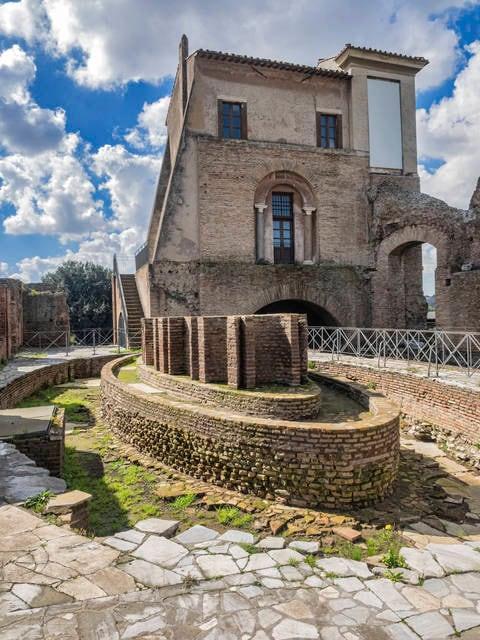 Domus Flavia a Roma