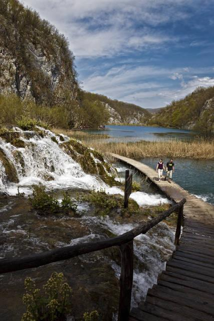 Parco Plitvice in Croazia