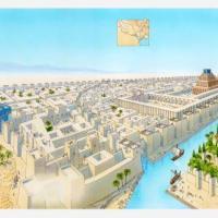 Antica città di Babilonia