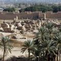 Rovine di Babilonia restaurate
