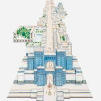 Immagine della porta di Babilonia