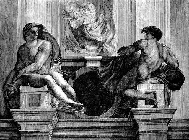 Censura dei nudi del Giudizio Universale nel 1564