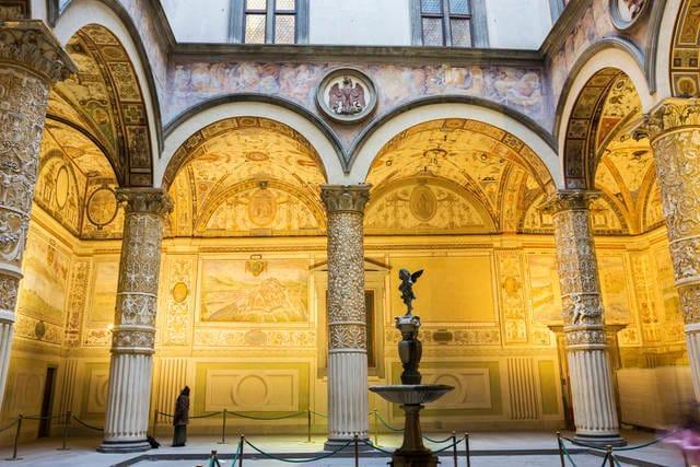 Rinascimento fiorentino: Putto di Andrea del Verrocchio a Palazzo Vecchio