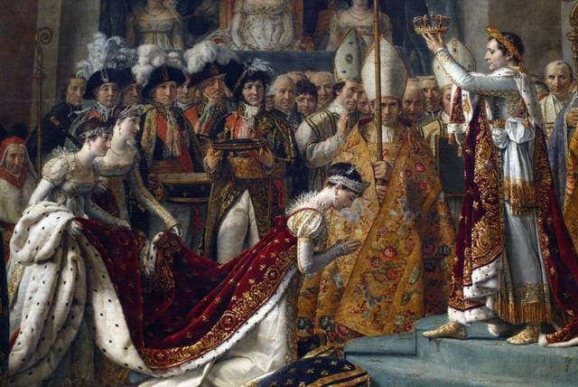 L'incoronazione di Napoleone