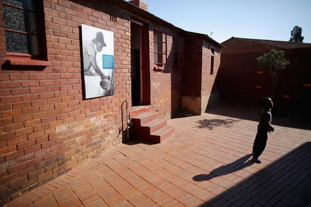 L'ex abitazione di Nelson Mandela