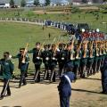 14 dicembre 2013: funerale di Nelson Mandela