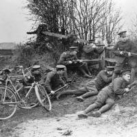 Formazione delle nuove reclute dell'esercito britannico