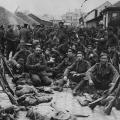 Soldati britannici in Francia