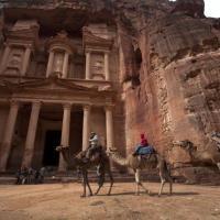 Petra, sito archeologico della Giordania