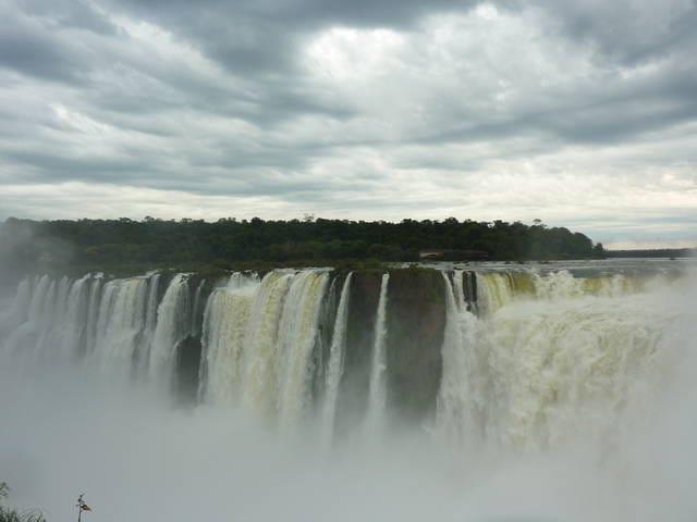 Le cascate dell'Iguazù