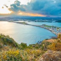 L'Isola di Jeju in Corea del Sud