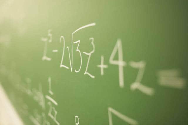 La matematica utile finisce alle elementari