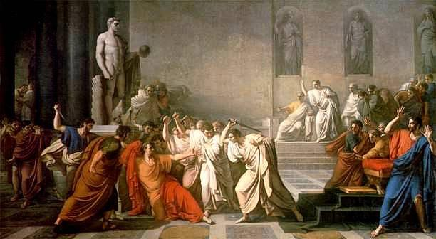Cesare non se l'è mai presa con Bruto