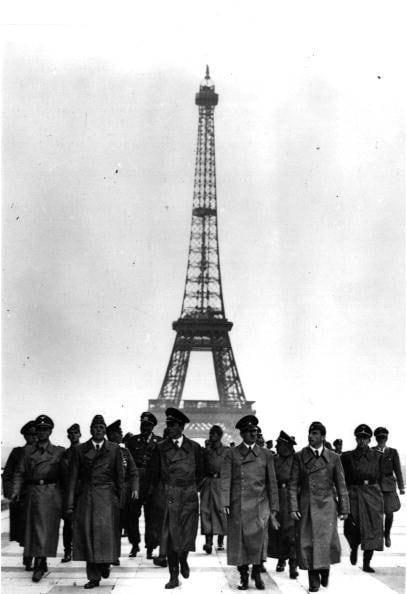 L'occupazione della Francia