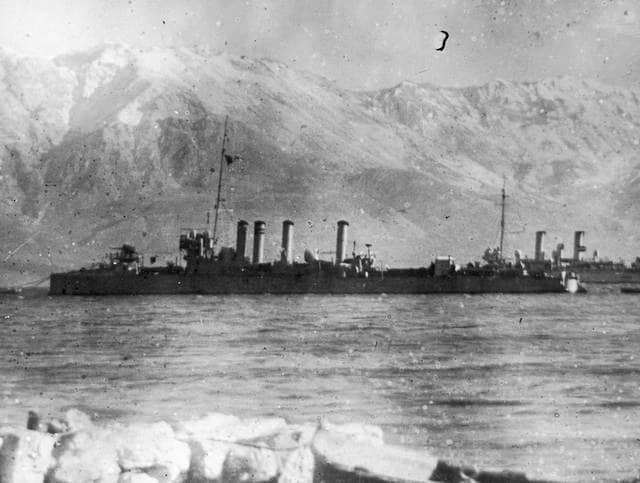La strategia navale nella prima guerra mondiale