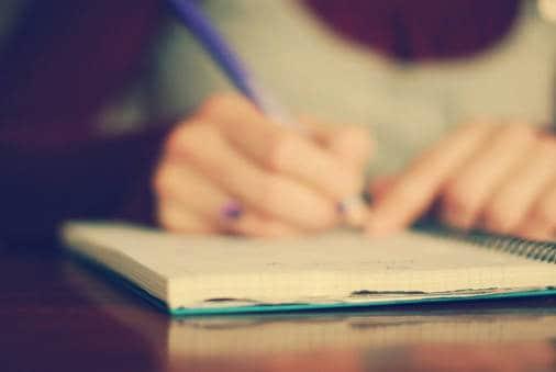 Scrivi un diario