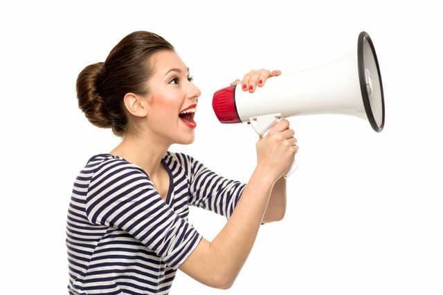 Controlla il tuo tono di voce