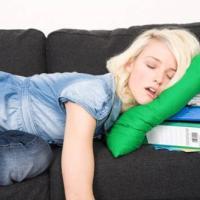 3) Evita di crollare dal sonno
