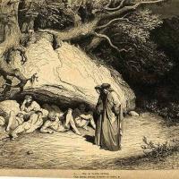Canto IV: I Cerchio, il Limbo dei virtuosi
