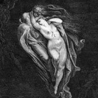 Canto V: II Cerchio, i lussuriosi