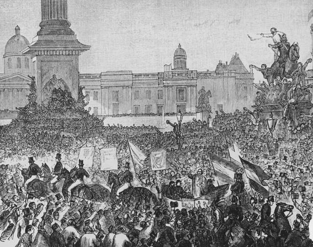 Garibaldi a Londra
