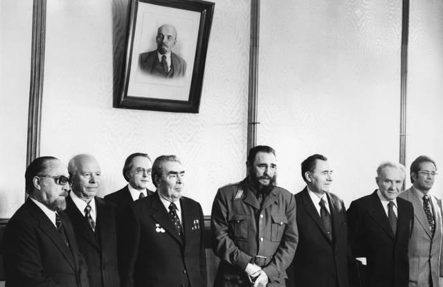 Segretario Cuba: Fidel Castro