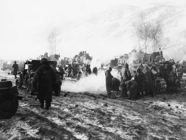 La guerra di Corea del 1950