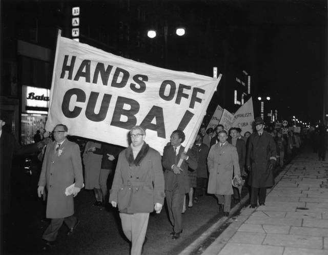 La marcia su Cuba del 1962