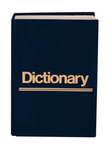 Divieto di portare il dizionario