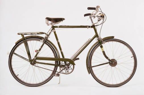 Divieto di usare la bici