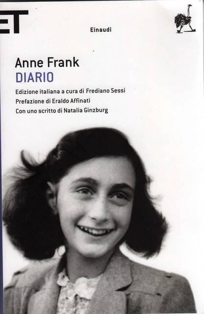 Il diario di Anna Frank (27 milioni di copie)