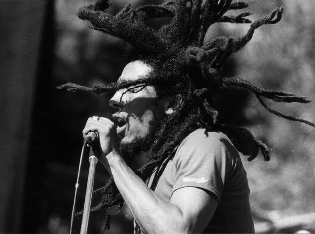 Terzo posto: Bob Marley
