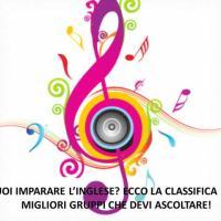 La musica per imparare l'inglese