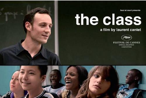 The class-Entre les murs