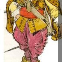 Griso, il capo dei Bravi di Don Rodrigo